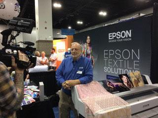 Epson's Mark Trimble