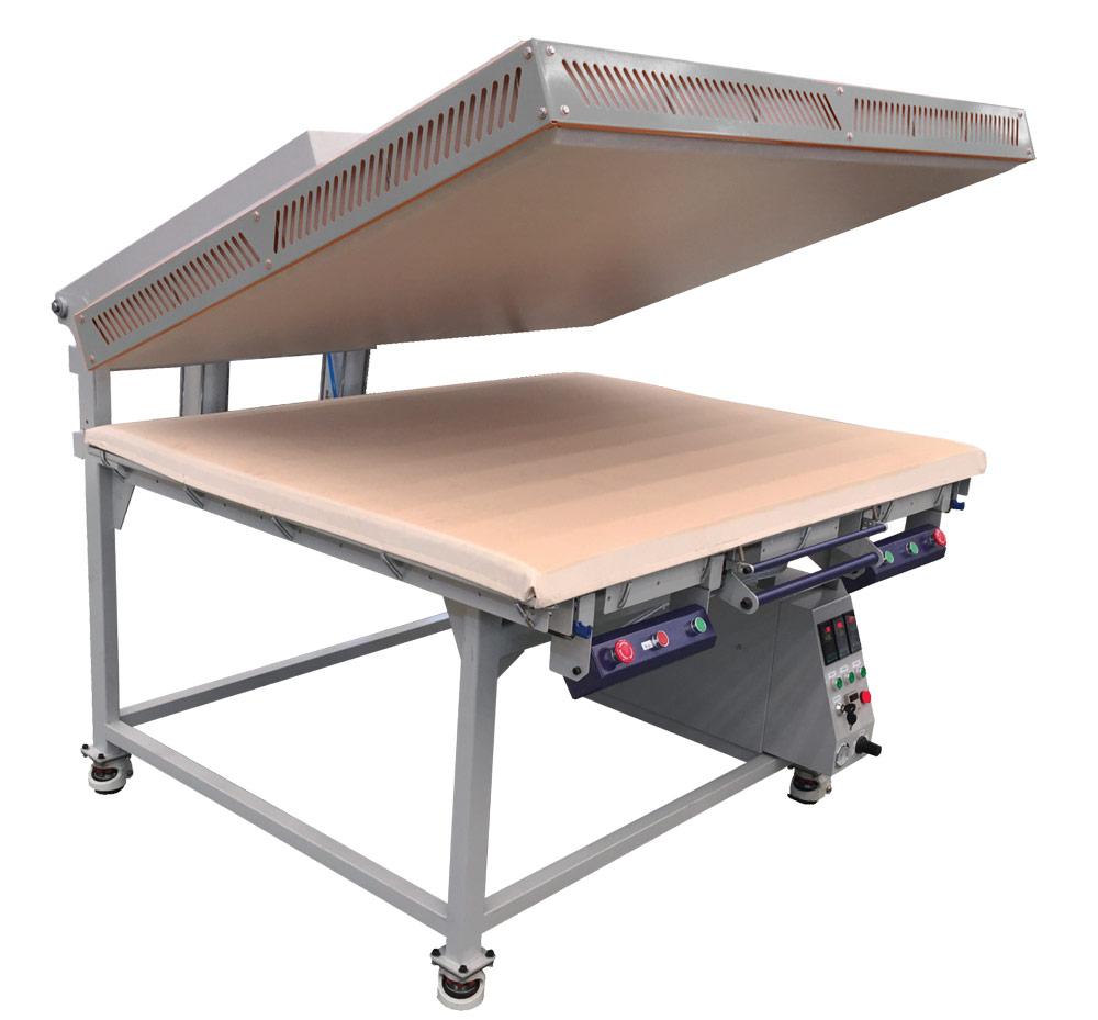 Dye Sublimation Flatbed Heat Press FOT-S Economic Version