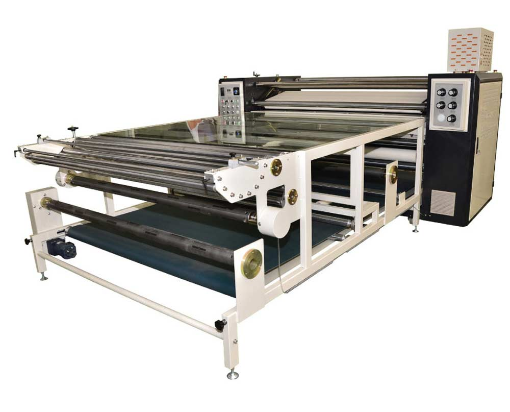 Dye Sublimation Rotary Heat Press - MOT-H