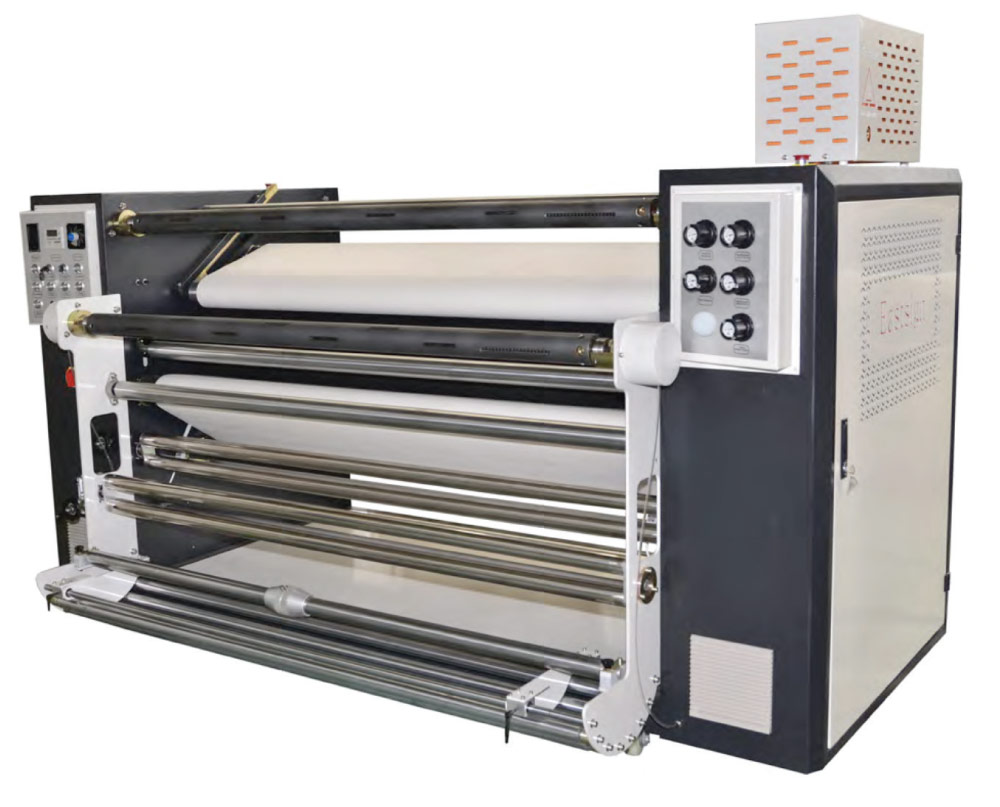 Dye Sublimation Rotary Heat Press RTR-H